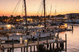 Marina at Sunset